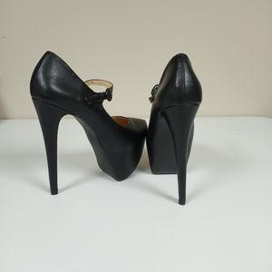 M  Madison High Stiletto Heels